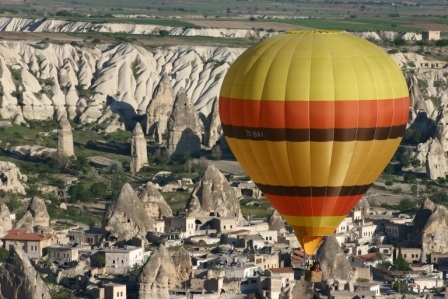 Ihlara valley tour cappadocia Turkey