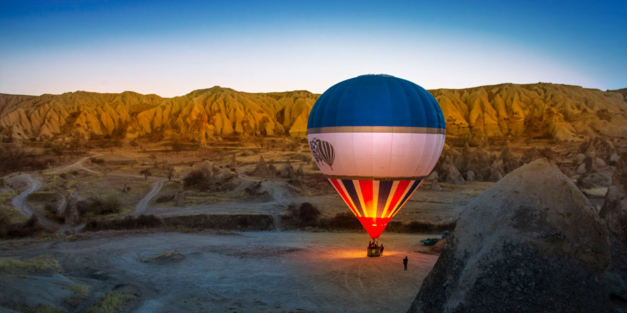cappadocia balloon ride turkey